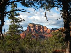 Free Sedona Framed 54 Stock Photos - 4805943
