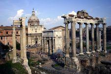 Free Roman Forum Stock Images - 4806004