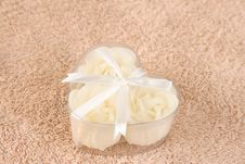 Free Soap Flowers Stock Image - 4806641