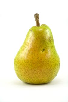 Sweet Pear Royalty Free Stock Images