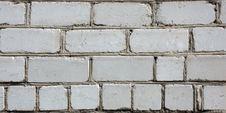 Free Brick Wall. Stock Image - 4807161