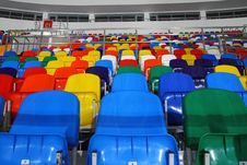 Free Stadium Seats Stock Photo - 4807950