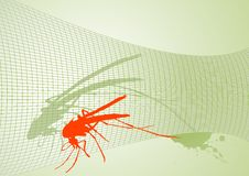 Free Mosquito Background Royalty Free Stock Photo - 4808745
