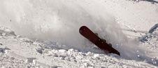 Free Snowboarding Crash Stock Photos - 4809323