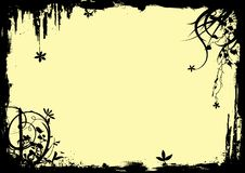 Free Grunge Frame2 Royalty Free Stock Photography - 4809897