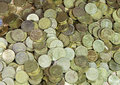 Free Many Russian Coins On The Floor Royalty Free Stock Photo - 48069785