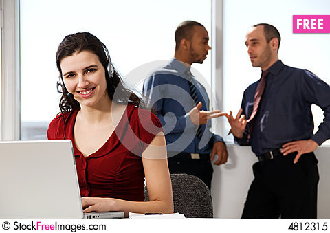 Free Business Team Royalty Free Stock Photo - 4812315