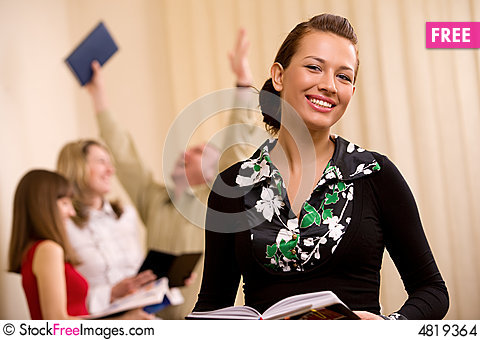 Free Businessteam Stock Images - 4819364