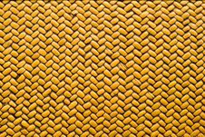 Free Rattan Background Royalty Free Stock Photography - 4810547