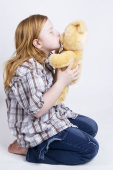 Free Happy Girl Stock Photo - 4813020