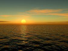 Free Sunset Stock Photo - 4813700