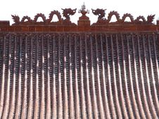Free Temple Eaves Stock Photography - 4814402