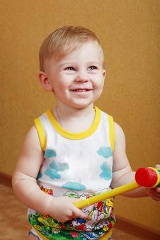 Free Little Boy Stock Photos - 4815623
