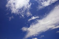 Free Sky And Clouds Royalty Free Stock Photography - 4816347