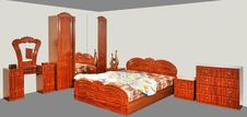 Free Bedroom Stock Photography - 4816382
