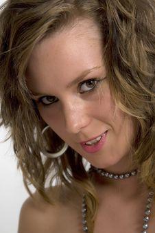 Free Girl Portrait Stock Photos - 4817493