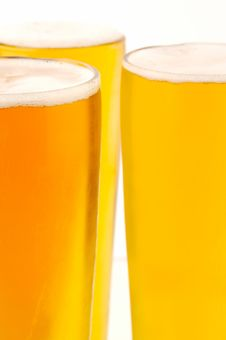Free Cold Beer Royalty Free Stock Photo - 4817745