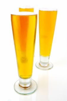 Free Cold Beer Royalty Free Stock Photos - 4817748