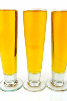 Free Cold Beer Royalty Free Stock Photo - 4817755