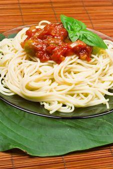 Free Spaghetti Royalty Free Stock Photo - 4817835