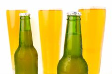 Free Cold Beer Royalty Free Stock Photo - 4817855