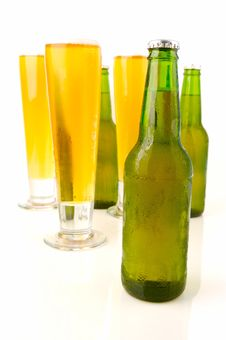 Free Cold Beer Stock Image - 4817901