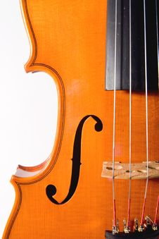 Free Violin Bout Royalty Free Stock Photography - 4818567