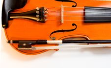 Free Violin And Bow Stock Images - 4818654