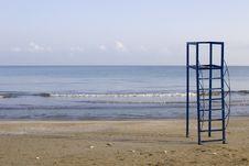 Free Empty Beach Stock Photos - 4819043