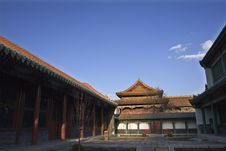 Free Shenyang Imperial Palace Royalty Free Stock Photo - 4819225
