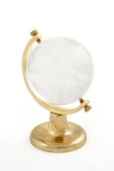 Free Glass Globe Stock Photography - 4819762