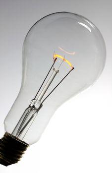 Free Light Bulb Royalty Free Stock Photos - 4819988