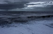 Free Infrared Seascape Stock Images - 48138464