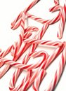Free Jumble Of Candy Canes Stock Images - 4821884
