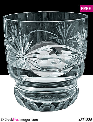 Free Glass With Water Royalty Free Stock Image - 4821836