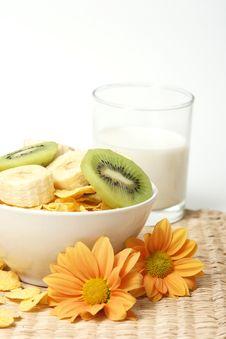 Free Healthy Breakfast Royalty Free Stock Photos - 4820588