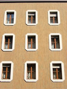 Free Windows Hotel Stock Photo - 4820930
