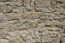 Free Stone Wall Royalty Free Stock Photos - 4821728
