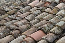 Free Old Roof Stock Images - 4822324