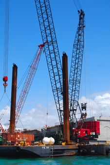 Free Sea Construction Stock Images - 4822644