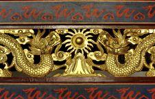Free China; Shangai; Temple Decor Royalty Free Stock Images - 4823049