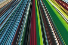 Free Abstract Linear Color Background. Royalty Free Stock Photos - 4823058
