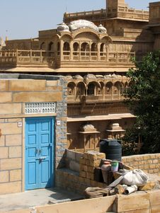 Free Jaisalmer Royalty Free Stock Photos - 4823558