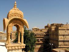 Free Jaisalmer Royalty Free Stock Image - 4823566
