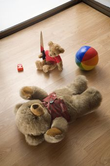 Free Bear Kill Bear Stock Photography - 4824232