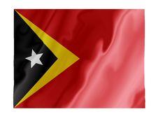 Free East Timor Fluttering Stock Photography - 4825502