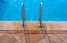 Free Pool Ladder Stock Photos - 4825573