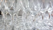Free Foot Of Glasses Royalty Free Stock Image - 4825706