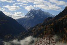 Free Alps Stock Photography - 4825802