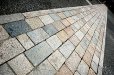 Free Rock Pavement Royalty Free Stock Image - 4825916